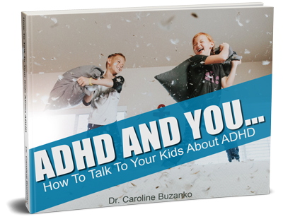 How To Talk To Your Kids About ADHD ebook